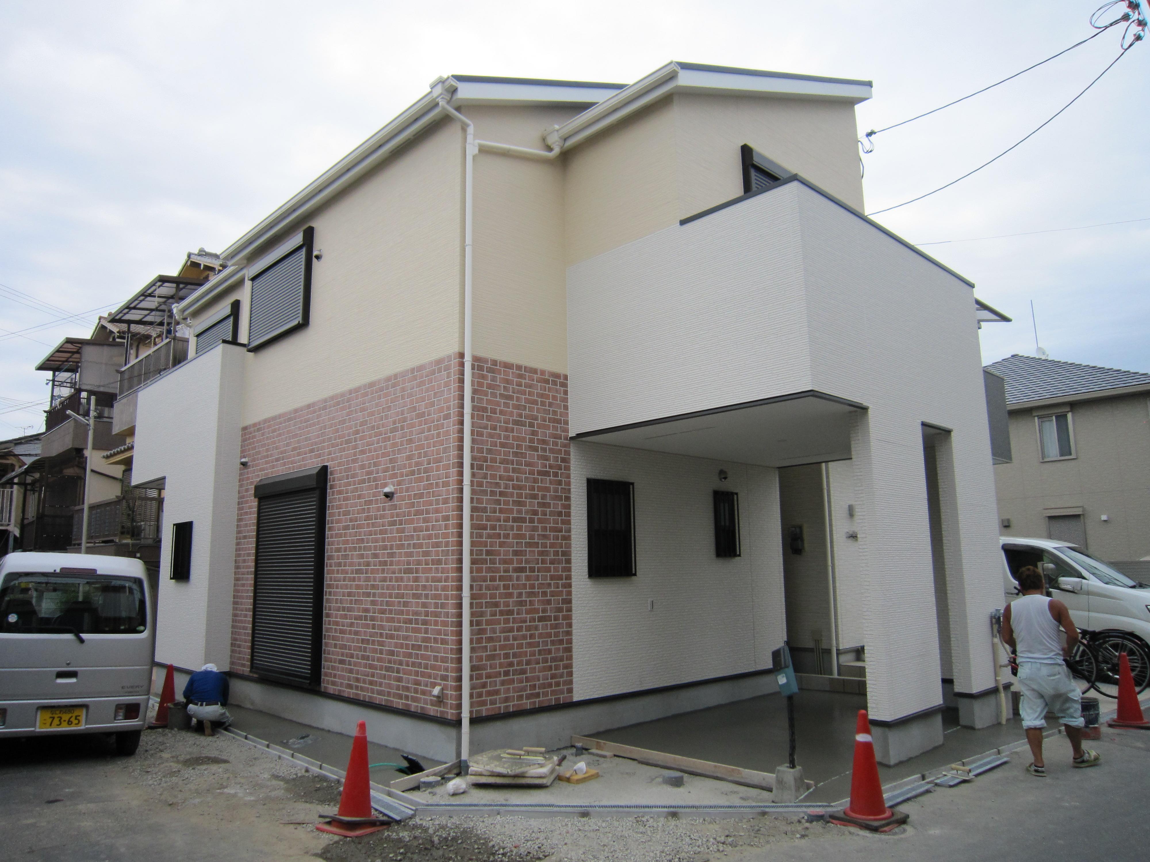 東大阪市M邸完成-2