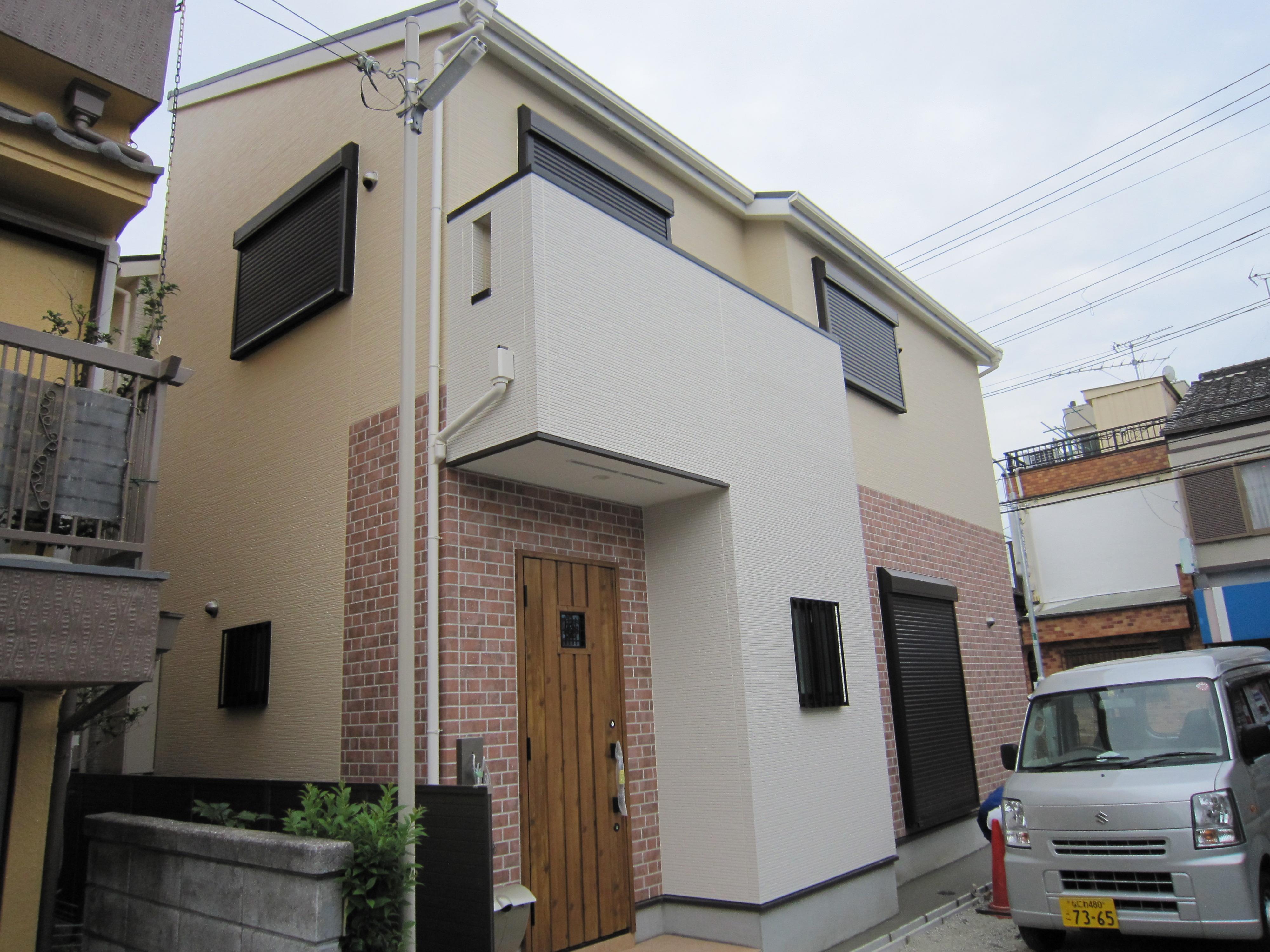 東大阪市M邸完成-1