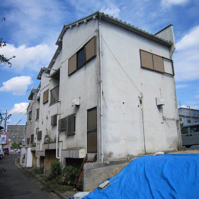 堺市西区狭小住宅