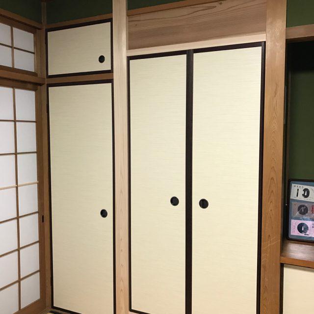 和室のリフォーム-4