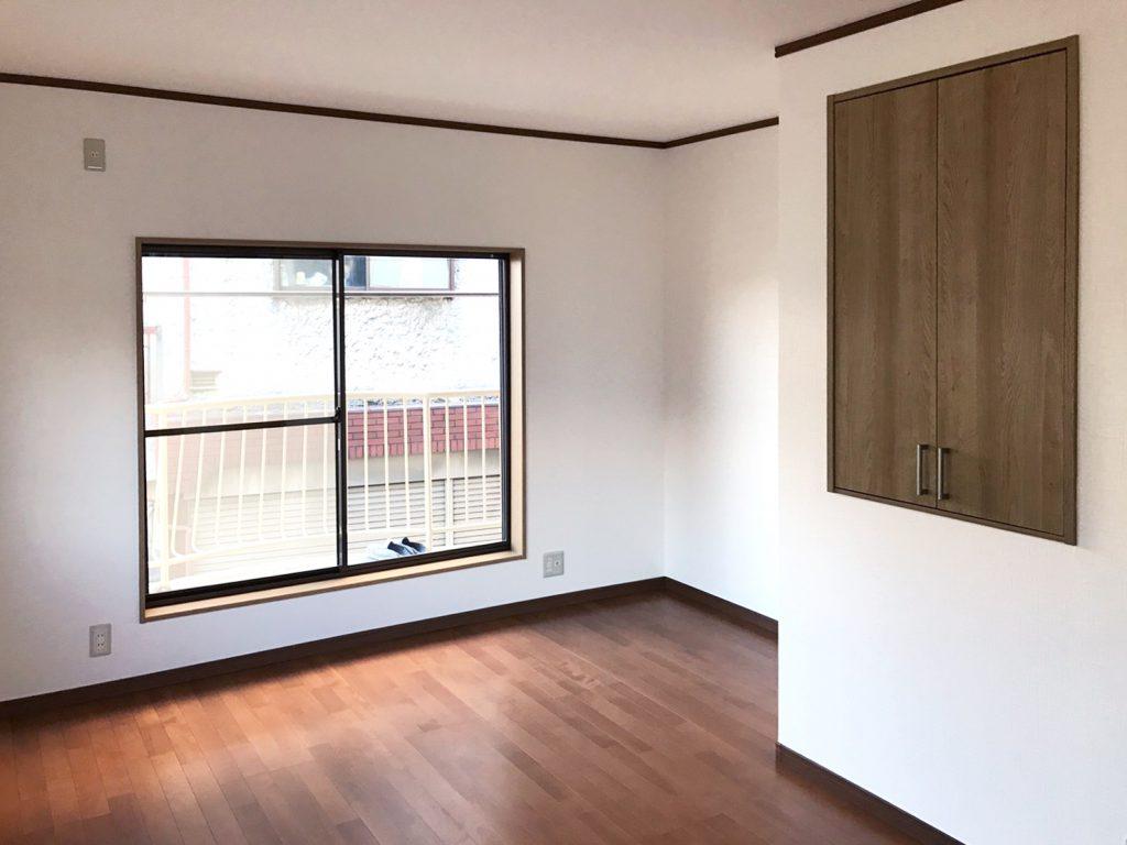 大阪市和室のリフォーム-アフター
