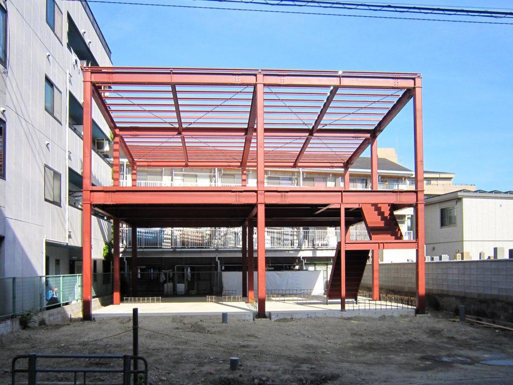 住之江区社屋新築工事