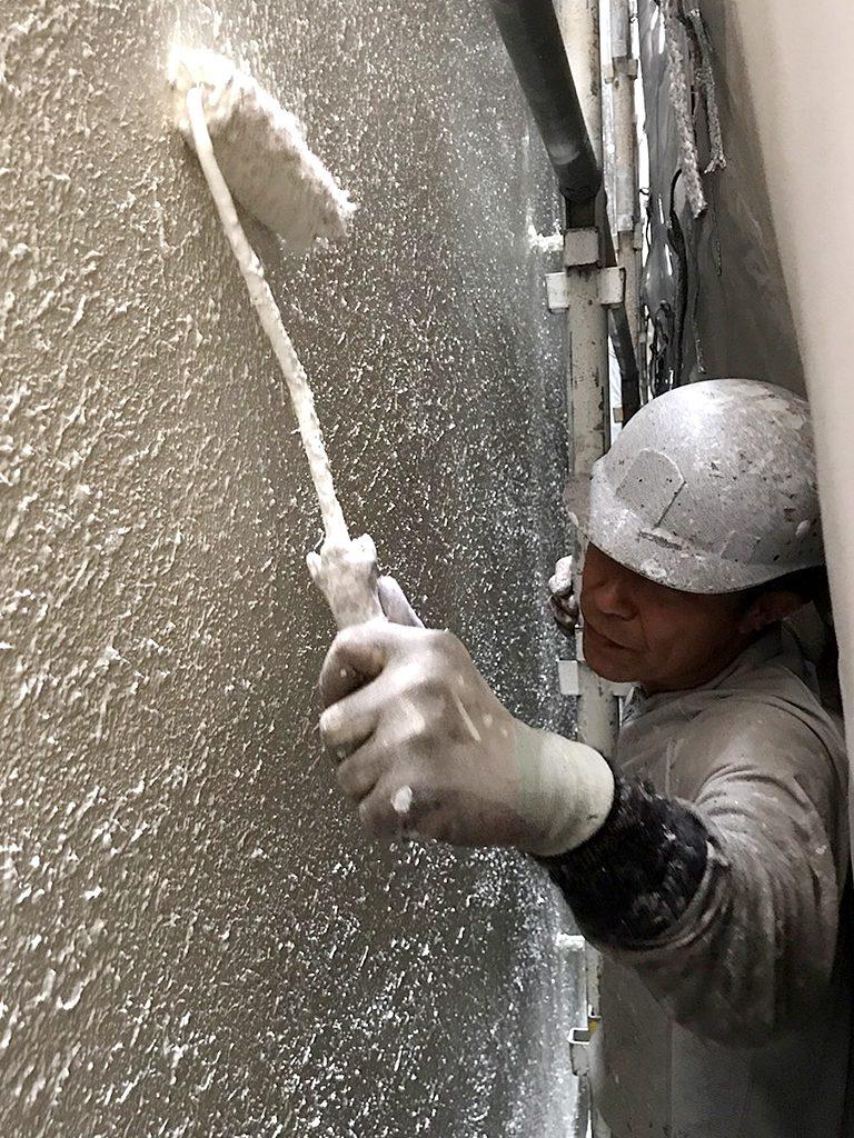 大阪市内塗装工事