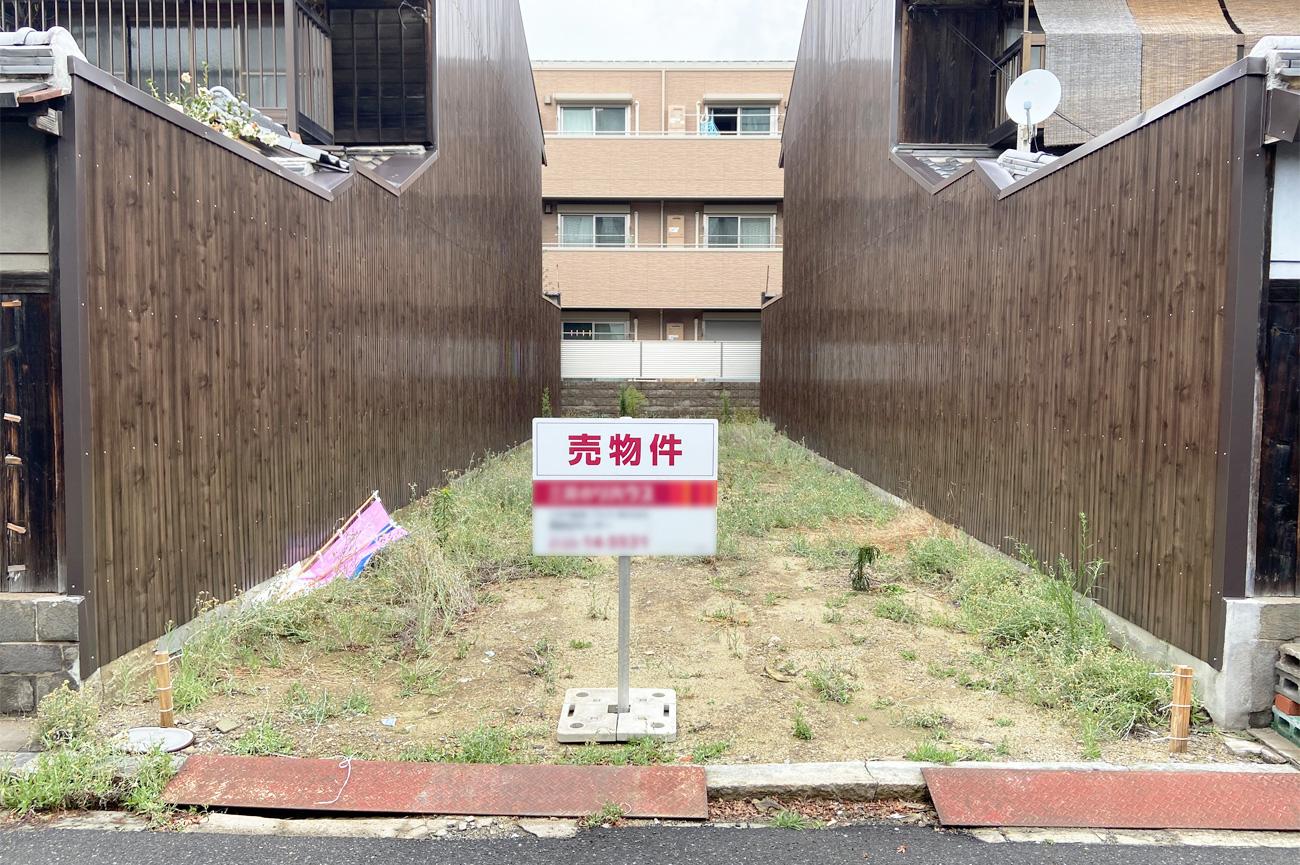 大阪市阿倍野区阪南町