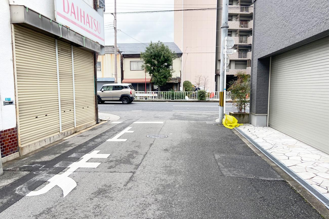 大阪市阿倍野区北畠