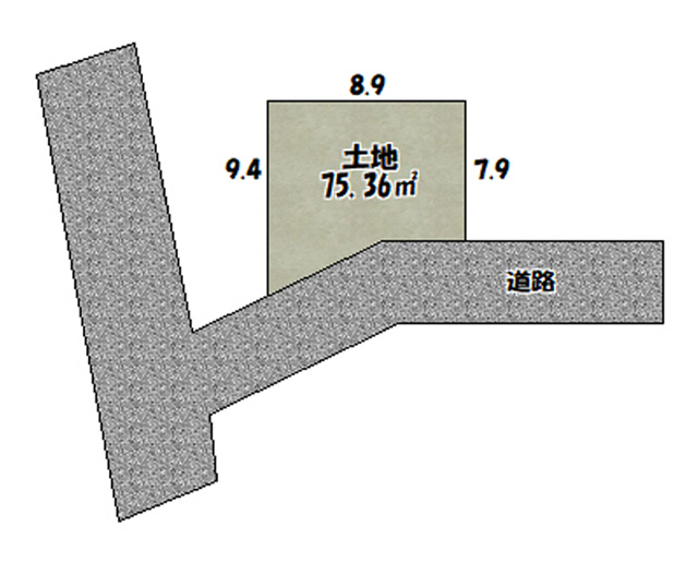 大阪市平野区瓜破東